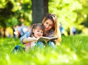 הקראת ספרים לילדים