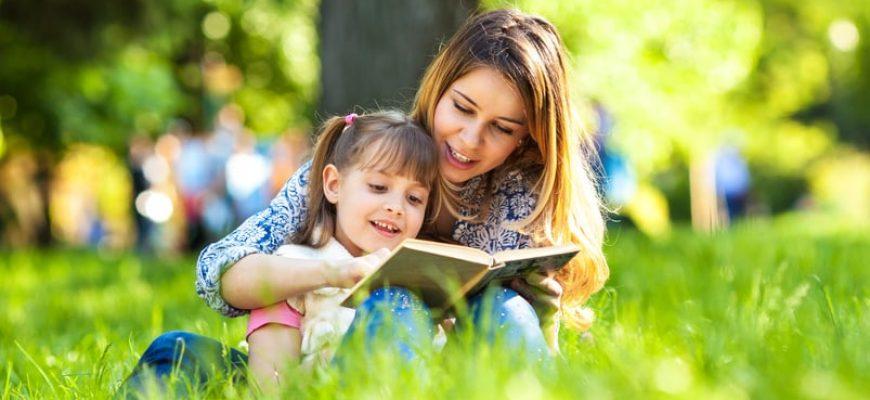 כיצד להקריא ספרים באופן שיפתח את יכולות השפה של הילדים: